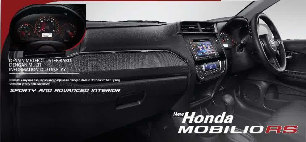 New Honda Mobilio RS 2016