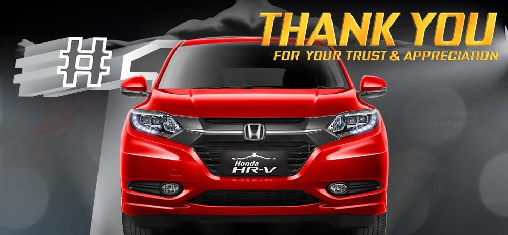 Honda HRV kudus