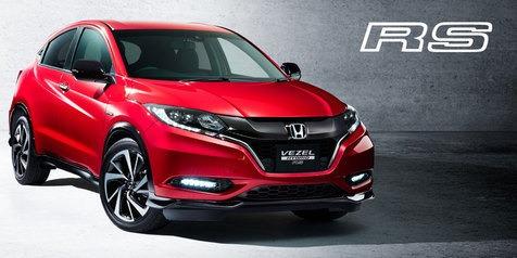HR-V RS Honda kudus jaya