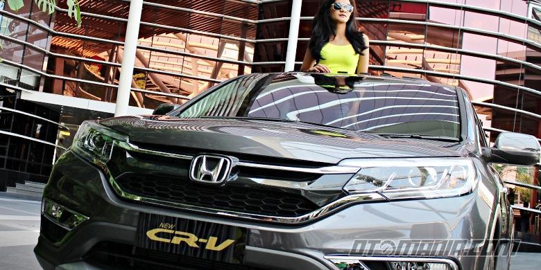 Honda CRV honda kudus jaya kudus