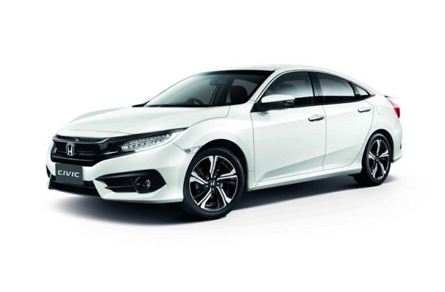 Honda ciciv kudus