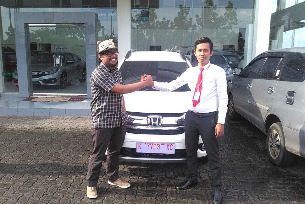 Honda BRV - Bpk Hamdhani Jepara