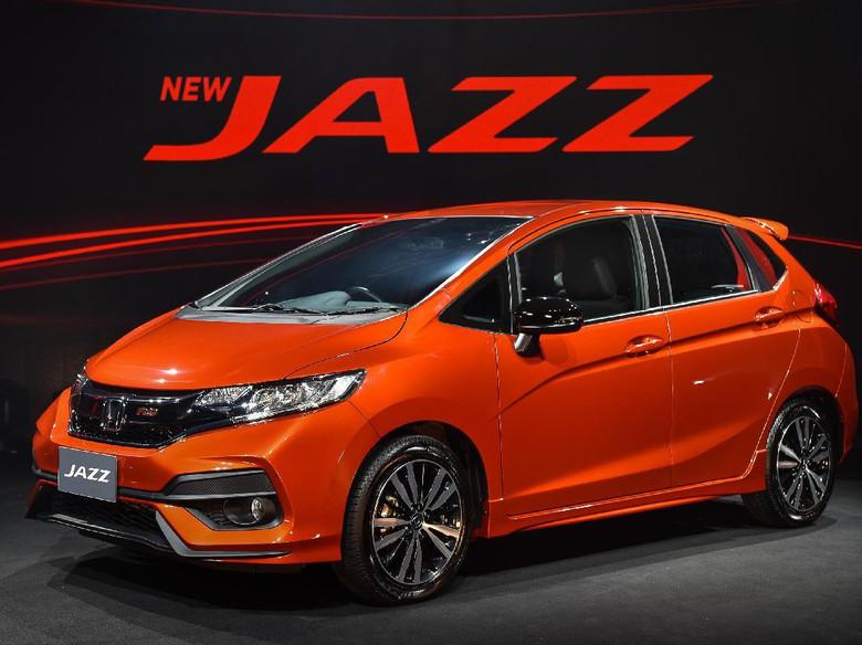 honda jazz 2017 facelift